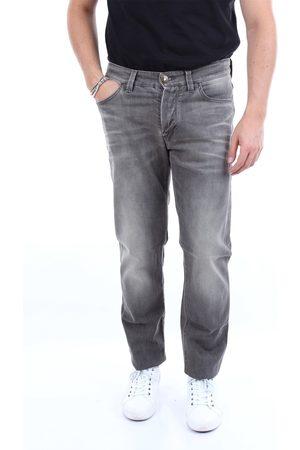BARBA Jeans Slim Men Grey
