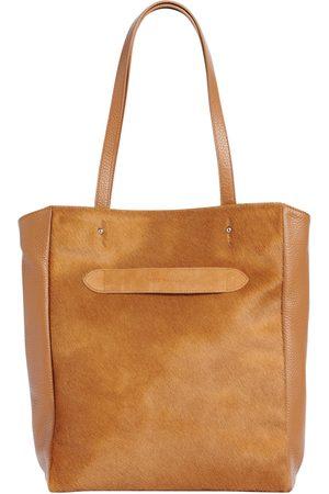 Dr. Martens Tokyo Camel Pony Tote Bag