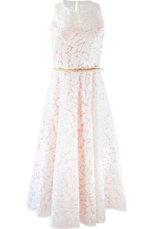 Max Mara Maxmara Studio Sleeveless Devore Dress