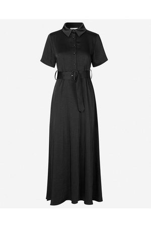 Munthe Lola Dress Black