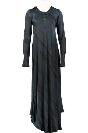 Rabens Saloner Noell - Wild Stripe Long Dress