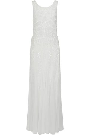 Frock and Frill Kassandra Embellished Cowl Back Maxi Dress