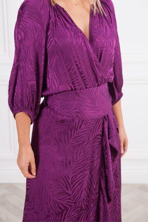 Derhy Facile Self Pattern Dress