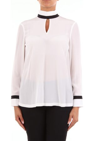 BARBA Shirts Blouses Women and white
