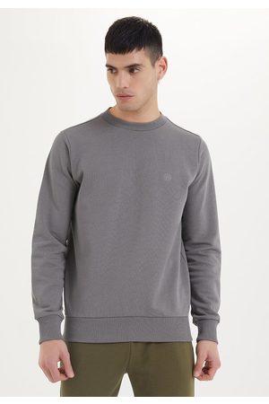 WESTMARK LONDON ESSENTIALS SWEAT in Charcoal Grey