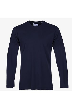 Colorful Standard Classic Organic L/S Tee - Navy