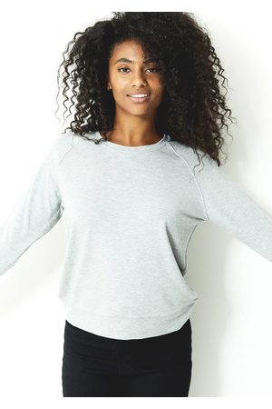 Stripe and Stare STRIPE & STARE Essential Sweatshirt - Grey