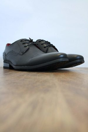 Front Rambla Leather Shoes