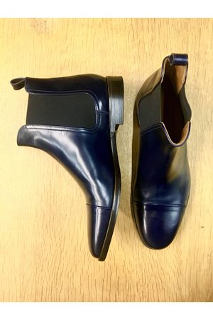 ARMANDO CABRAL Chelsea Leather Boots