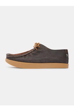 Yogi Footwear Yogi Willard Reverse Vamp Shoe - Dark Brown