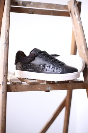 See by Chloé Shearling Lined Sneakers