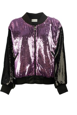 Chiara Ferragni Bomber jacket with sequins