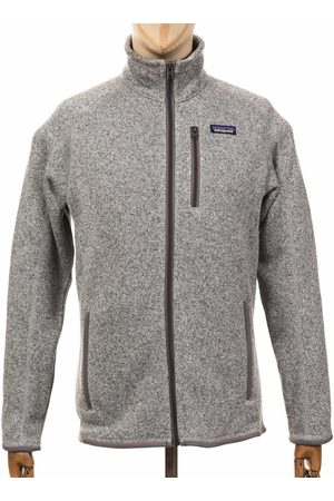 Patagonia Better Sweater Fleece Jacket - Stonewash Colour: Stonewash