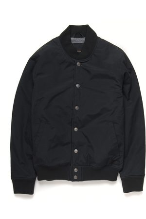 Deus Ex Machina Chuck Fleece Bomber Jacket