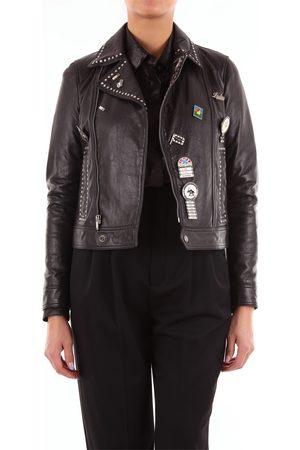 Saint Laurent Saint Laurent short jacket in leather