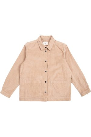 FOLK CLOTHING FOLK Painters Jacket - STONE