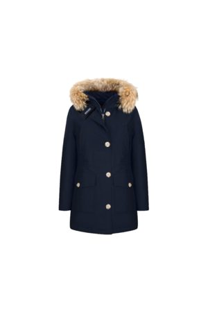 Woolrich W s Arctic Parka High Collar Melton