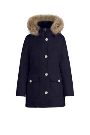 Woolrich Women Parkas - W s Arctic Parka High Collar Dark Navy