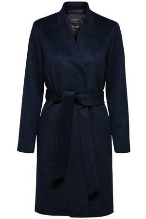 Selected SLFMella Belted Wool Coat