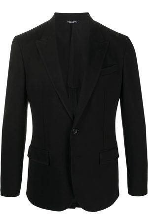 Dolce & Gabbana Men Blazers - DOLCE E GABBANA MEN'S G2LV7TFUGI2N0000 VISCOSE BLAZER