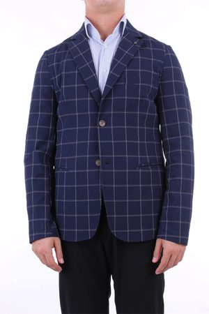DISTRETTO 12 Jackets Blazer Men fantasy