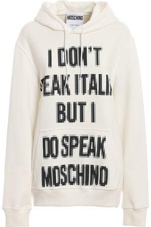 Moschino WOMEN'S A177991271002 COTTON SWEATSHIRT