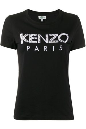 Kenzo WOMEN'S FA52TS70199099 COTTON T-SHIRT
