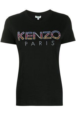 Kenzo Women T-shirts - WOMEN'S FA52TS82193699 COTTON T-SHIRT