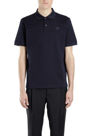 Prada Men Polo Shirts - MEN'S UJN444XGSF0124 COTTON POLO SHIRT