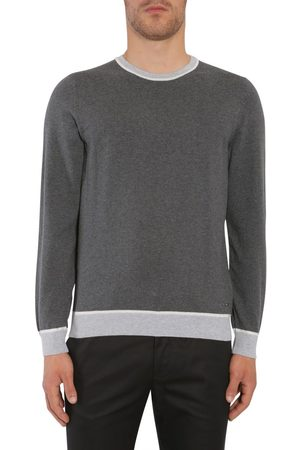 HUGO BOSS Men Sweatshirts - MEN'S 50369143030 COTTON SWEATSHIRT