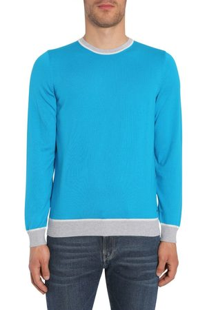 HUGO BOSS MEN'S 50369143453 LIGHT COTTON SWEATSHIRT