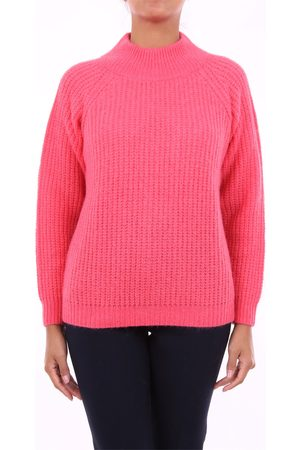 PESERICO SIGN Knitwear High Neck Women Coral