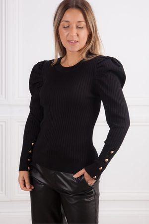 Derhy Babacool Puff Sleeve Knit