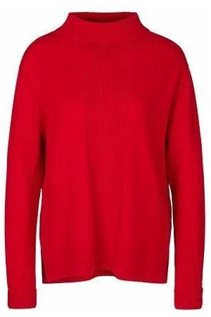 Marc Cain Sports Cashmere Sweater with Stand-Up Collar PS 41.09 M81