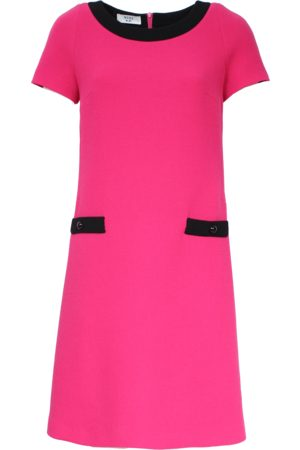 WEILL Women Dresses - Carlen Fuchsia Pink Dress 135002