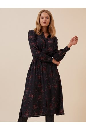 Idano Belen Dress - Noir