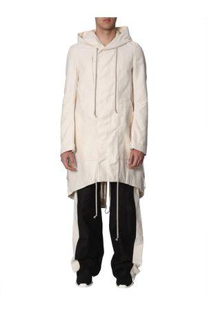 DRKSHDW BY RICK OWENS Men Coats - MEN'S DU19S4962NDKL21 COTTON COAT