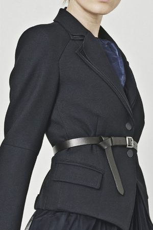 High Alias Jacket in Navy