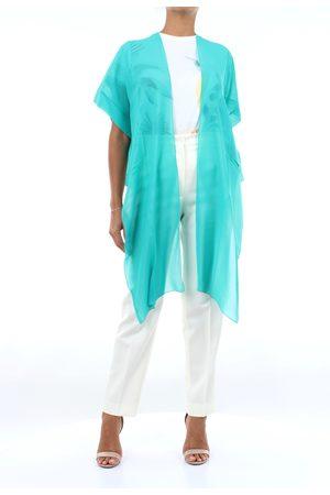 D.EXTERIOR D. EXTERIOR Outerwear Duster Women Emerald