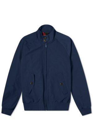 Baracuta Men Jackets - G9 Harrington Jacket Navy