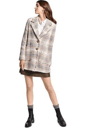 Riani Ivory Boucle jacket 802580-3763