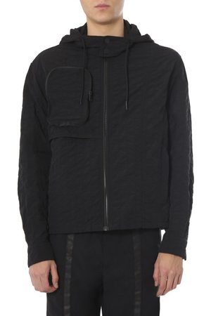 Diesel Red Tag MEN'S ACWSH03BLK900 POLYESTER JACKET