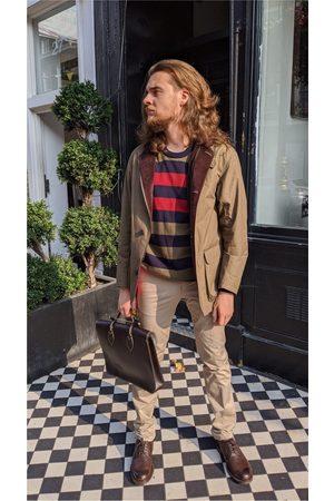 LEATHERSMITH OF LONDON Harley Jacket