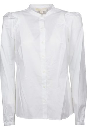Michael Kors Women Shirts - WOMEN'S MH84LNLALV100 COTTON SHIRT