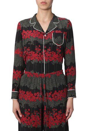 RED Valentino WOMEN'S SR3AB1754A10NO SILK SHIRT