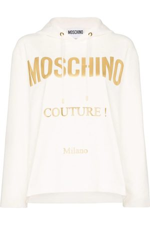 Moschino Women Sweatshirts - WOMEN'S J171855262002 COTTON SWEATSHIRT