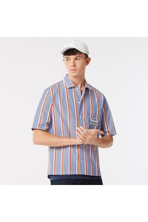 Maison Kitsuné MAISON KITSUN Short-Sleeved Shirt - MULTICOLOUR