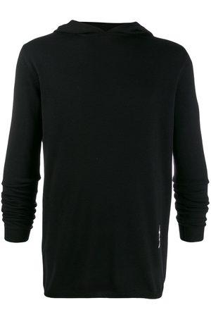 Rick Owens Larry Knit Hoody Sweater