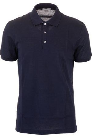 Salvatore Ferragamo Men Polo Shirts - MEN'S 120377 COTTON POLO SHIRT