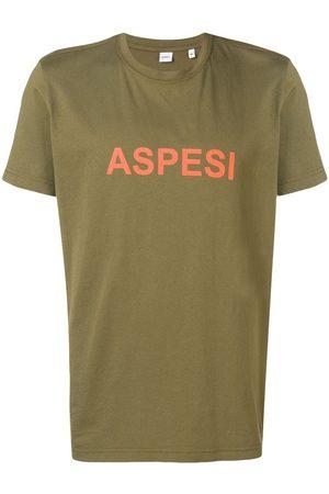 Aspesi MEN'S AY21A33501395 COTTON T-SHIRT